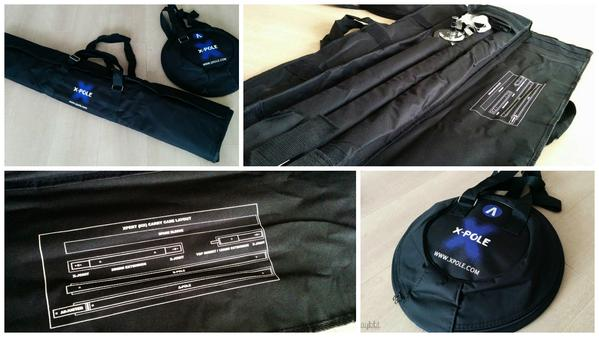 Carry Case for X-Pert Pole
