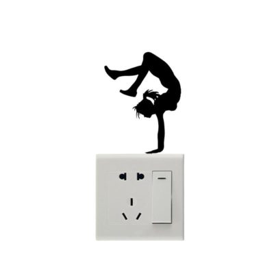 Handstand Switch Sticker