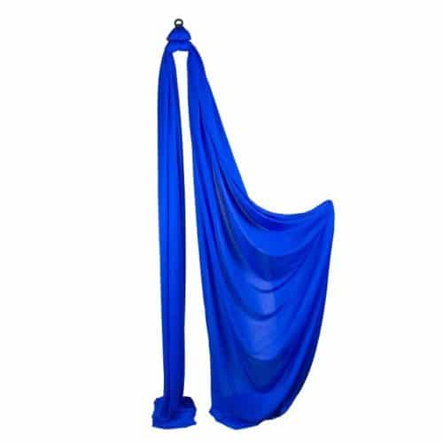 Medium Stretch Aerial Silks – Blue