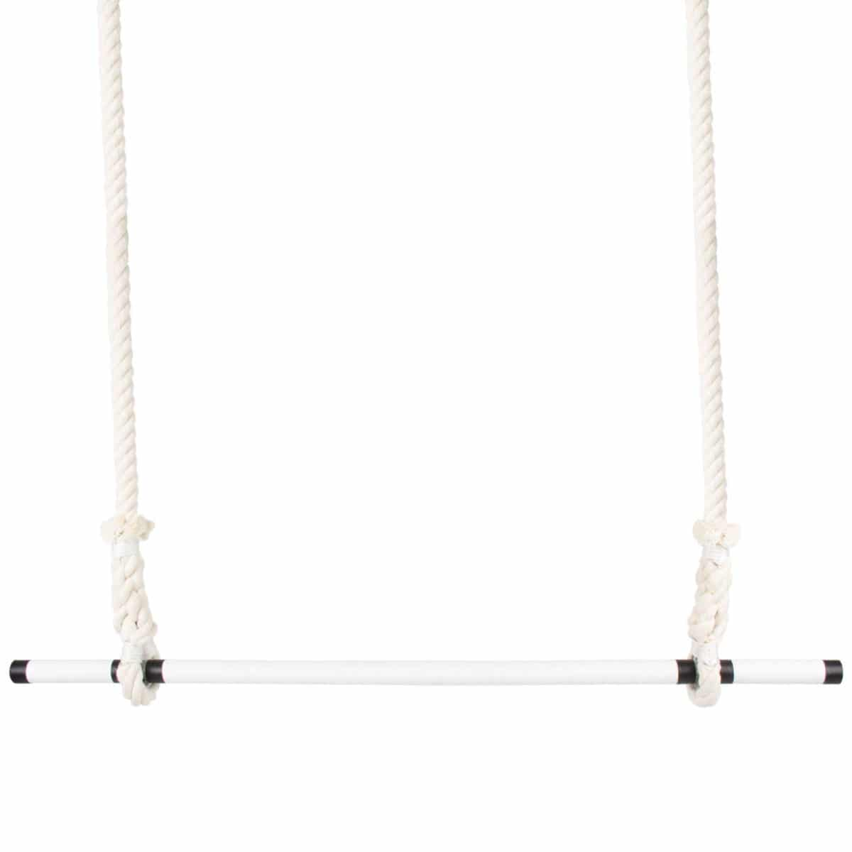 Static Extended Trapeze White