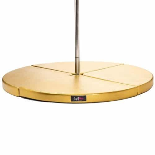 Lupit Pole Premium Crash Mat 8cm - Gold