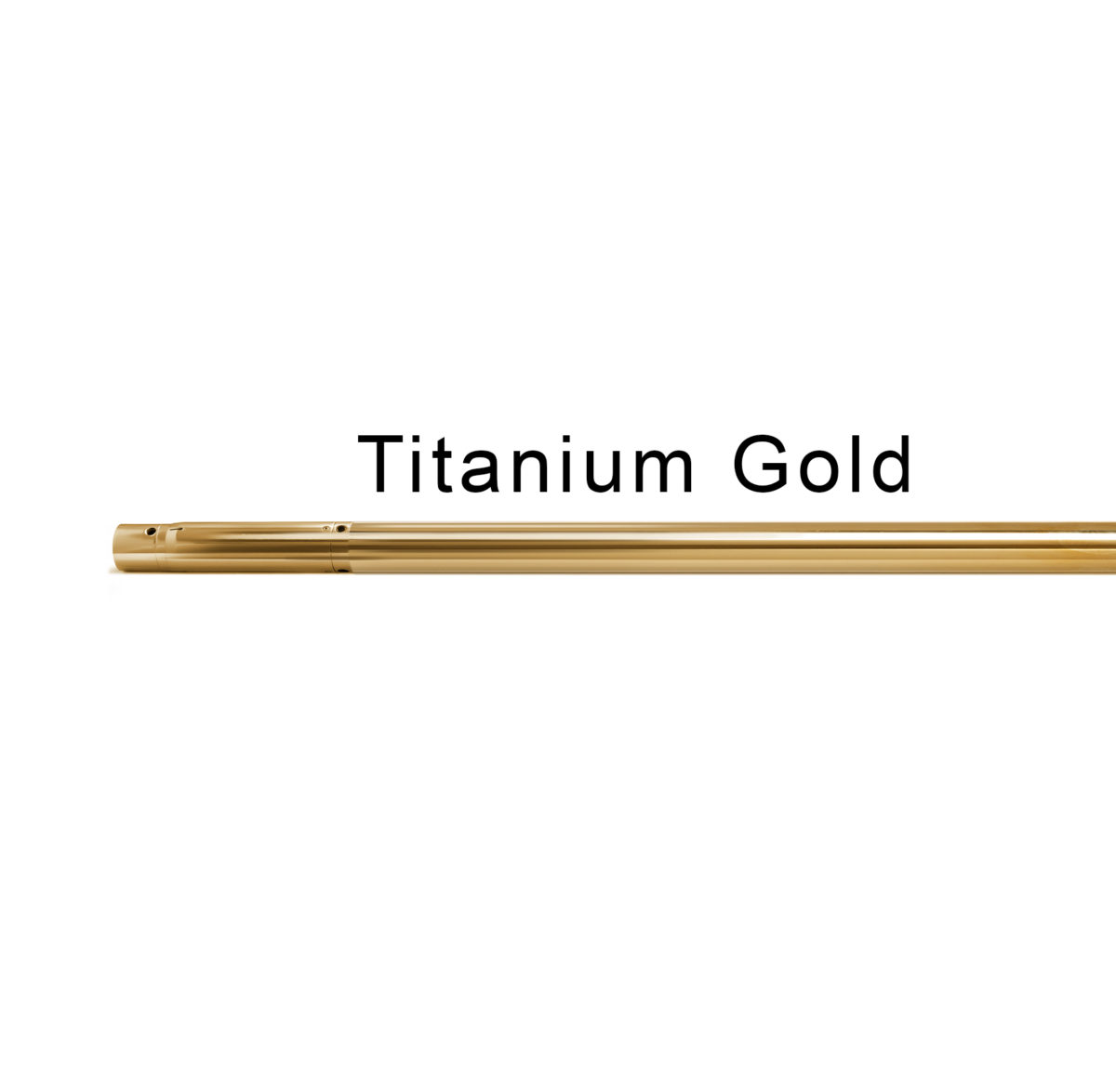 X-POLE XPERT Set - Titanium Gold- [Spinning & Static]