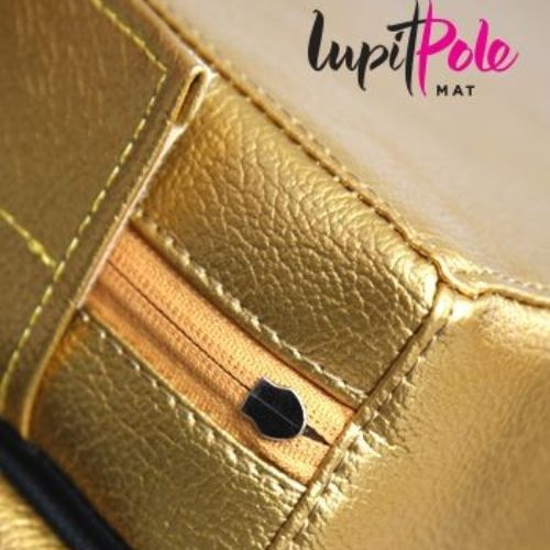 Lupit Pole Premium Crash Mat 4cm - Gold