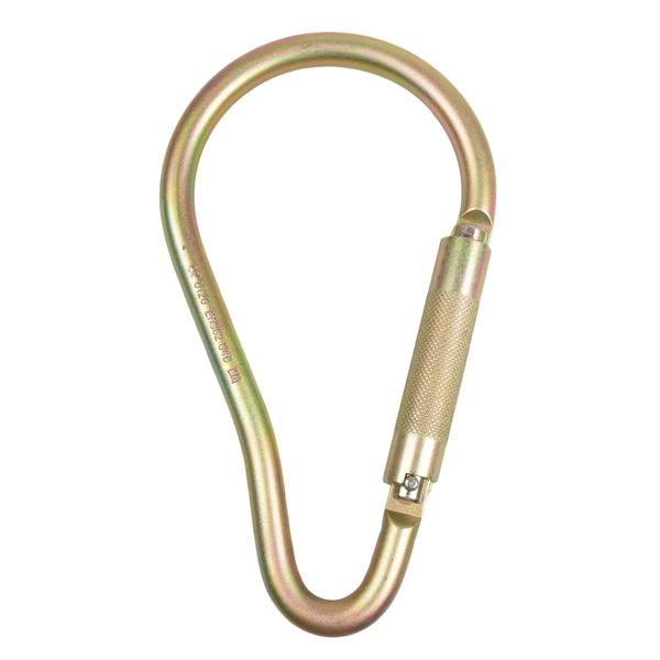 ISC KH407 Pear-Shaped Large Carabiner