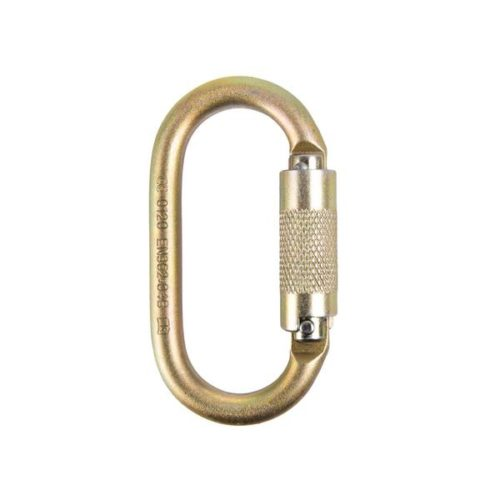 ISC KL311 Auto-Locking Oval Carabiner