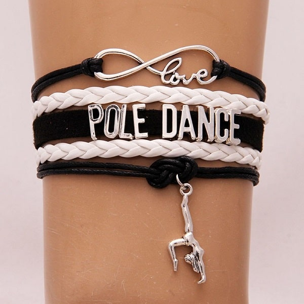 Βραχιόλι Infinity Love Pole Dance