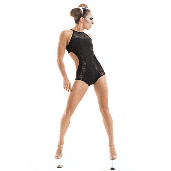 pointout-Nereid-Leotard-black