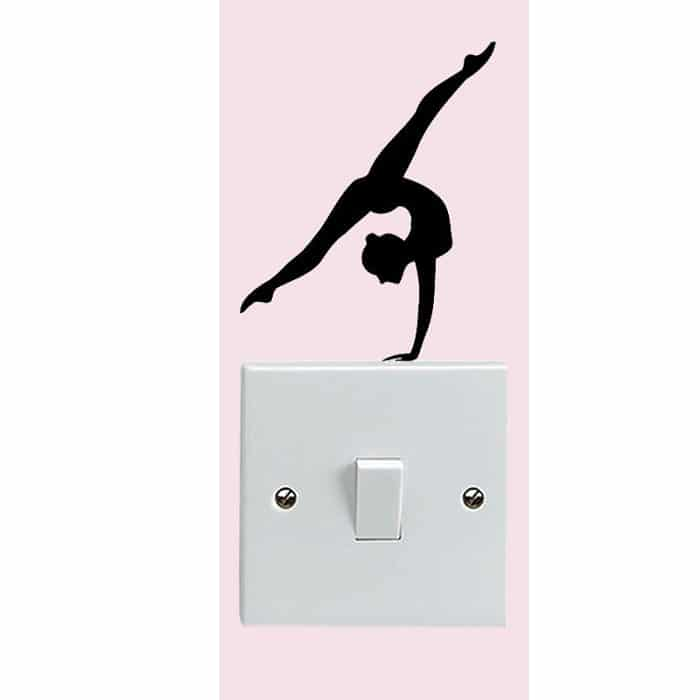Handstand Split Sticker