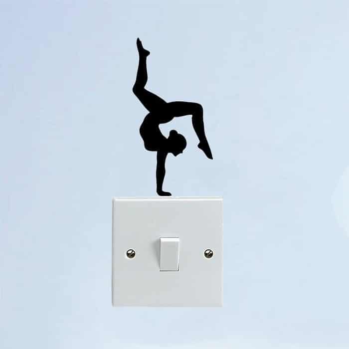 Αυτοκόλλητο Handstand