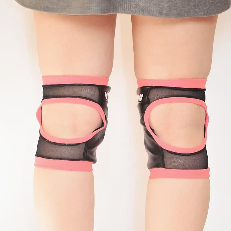 Grip Knee Pads Quilted - Pink