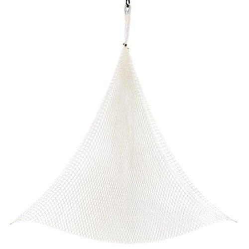 Εναέριο Ακροβατικό Δίχτυ άσπρο