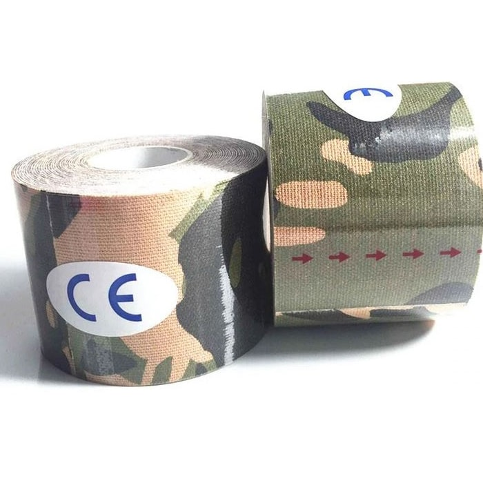 Athletic Tape Camouflage Thin