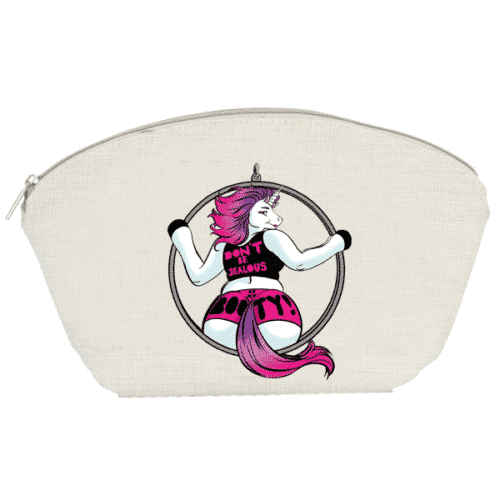 Rock Unicorn Accessory Pouch