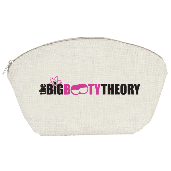 Big Booty Theory Accessory Pouch