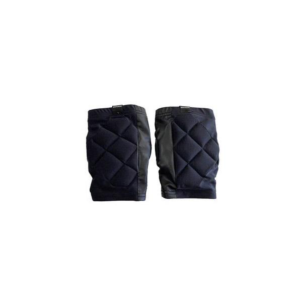 backbone knee pads black 2